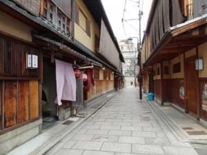 こちら京都の町屋